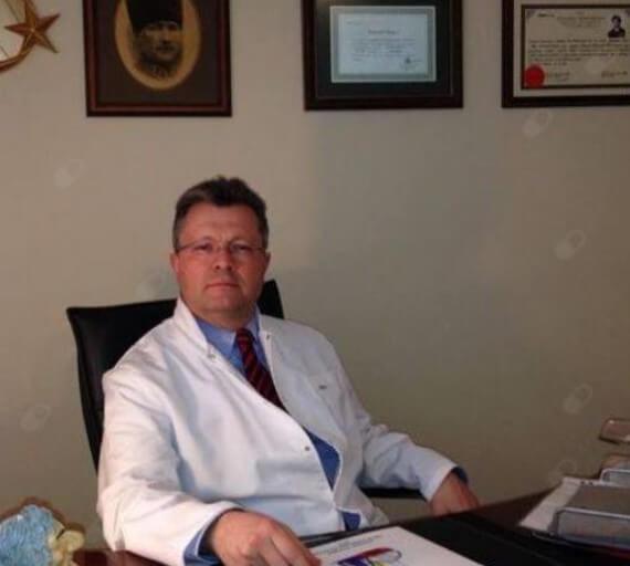 Prof. Dr. Haluk Sargin